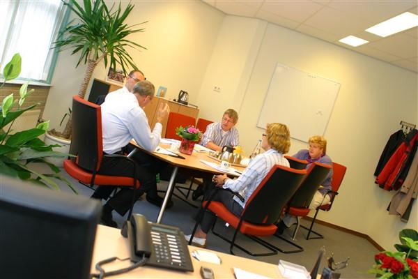 medezeggenschapsraad vergadering